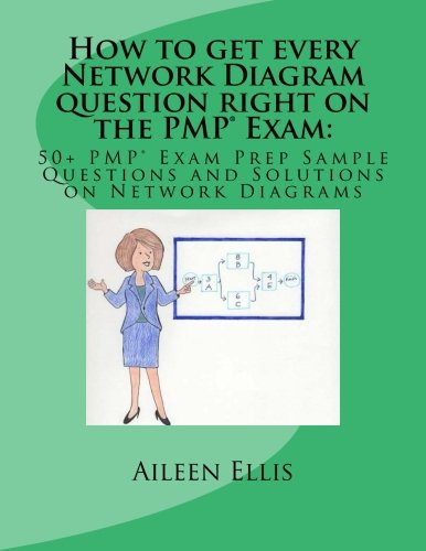 How to get every Network Diagram question right on the PMP® Exam:: 50+ PMP® Exam Prep Sample Questions and Solutions on Network Diagrams: Volume 3 (PMP® Exam Prep Simplified)