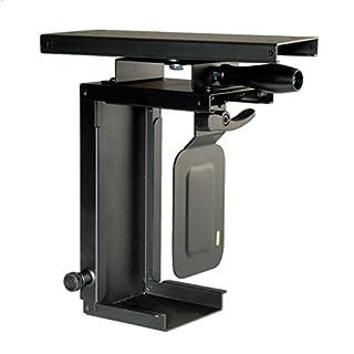 ROLINE Mini PC Halter ausziehbar und drehbar schwarz