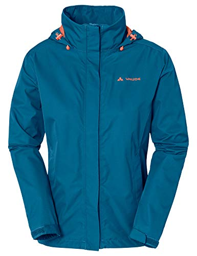 VAUDE Damen Escape Light Jacket Jacke, Kingfisher, 40