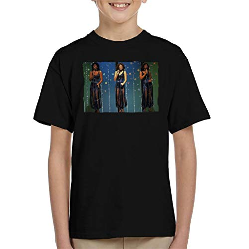 TV Times The Three Degrees Pop Group Performing Kid's T-Shirt