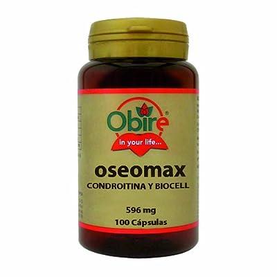 Oseomax 470 mg. (Collagen + chondroitin) 100 Caplets - Arthritis, Rheumatisms and Articular Inflammations