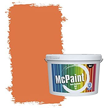 Mcpaint bunte wandfarbe matt mauve 2 5 liter innenfarbe in weiteren farbt nen verf gbar - Wandfarbe mauve ...