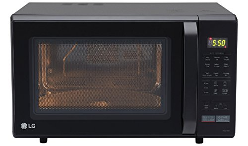 LG-28-L-Convection-Microwave-Oven-MC2846BV-Black