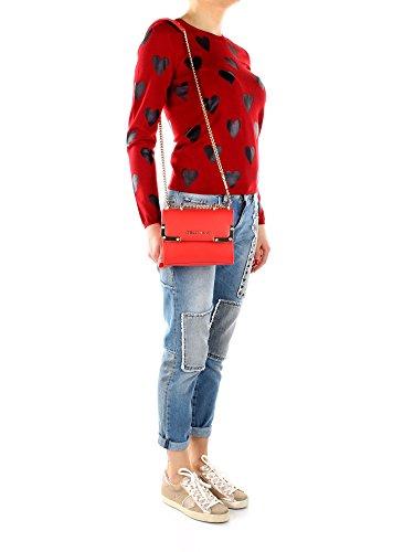 Borse a Spalla Versace Jeans Donna - Poliestere (E1VRBBA470041) Rosso