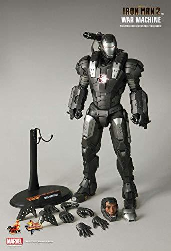 Hot Toys MMS120 - Marvel Comics - Iron Man 2 - War Machine Mark 1
