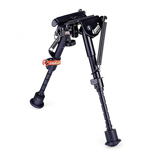 zeadio-extendable-bipod-with-sling-mount-for-rifle-air-gun-6-91-year-warranty-zbp-f11