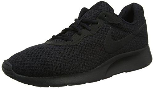 Nike Herren Tanjun Sneakers, Mehrfarbig (Nero Anthracite), 47.5 EU