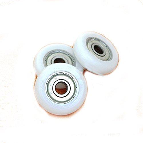 10pcs-5-23-75-mm-rivestito-in-plastica-pneumatico-ruota-arc-cuscinetto-a-sfera-per-mobili-puleggia-b