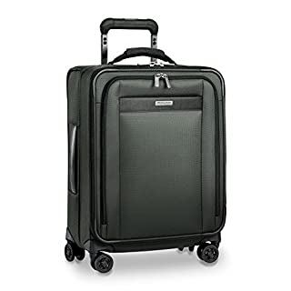 Briggs & Riley Transcend Wide Carry-on Expandable Spinner, 55cm, 60.6 litres, Rainforest Bagage Cabine, 54 cm, liters, Vert (Rainforest) (B071HB2L41) | Amazon price tracker / tracking, Amazon price history charts, Amazon price watches, Amazon price drop alerts