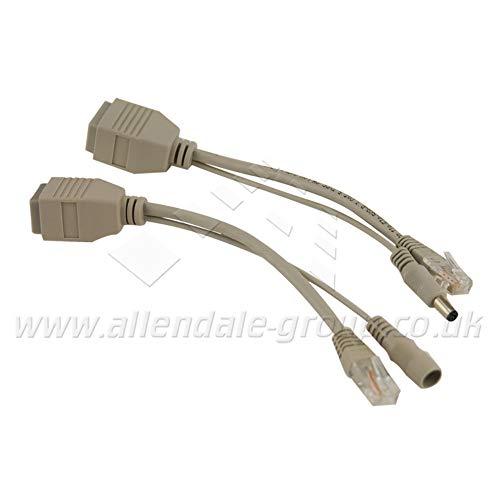 Wifi- Antennas Passive Poe Injektor-Kit M+F -