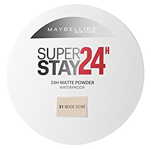 Maybelline Superstay 24H Powder 21 Nude - face powders (Nude, Matte, Italy)