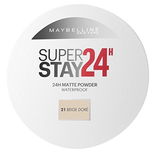 Maybelline New York Superstay 24H - Fond de teint compact waterproof - 21 nude
