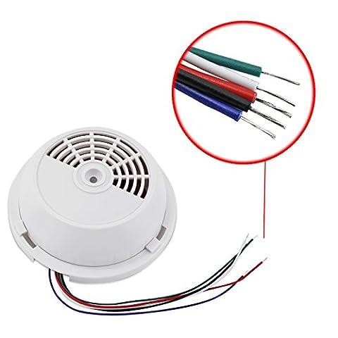 Détecteur Alarme Capteur de Carbone Monoxyde CO