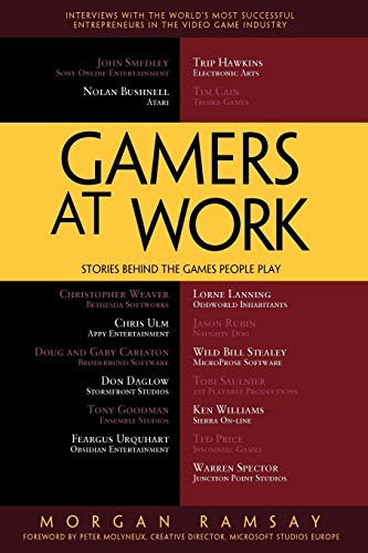 Gamers at Work: Stories Behind the Games People Play