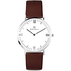 Marc Brüg Ladie's Minimalist Watch Mayfair 36 Hygge