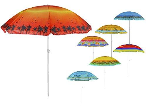 Sonnenschirm Strandschirm Gartenschirm Schirm Marktschirm Ø 170cm #3407