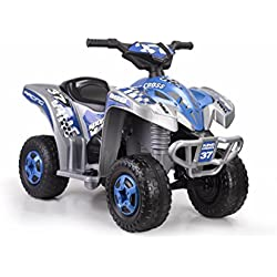 Quad King Cross Blue (Famosa)
