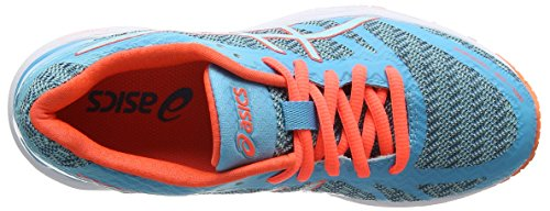 Asics Damen Gel-Ds Trainer 22 Laufschuhe Blau (Aquarium/aqua Splash/flash Coral)