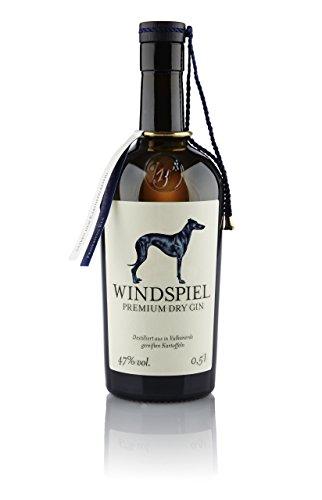 Windspiel Manufaktur Premium Dry Gin (1 x 0,5 l)