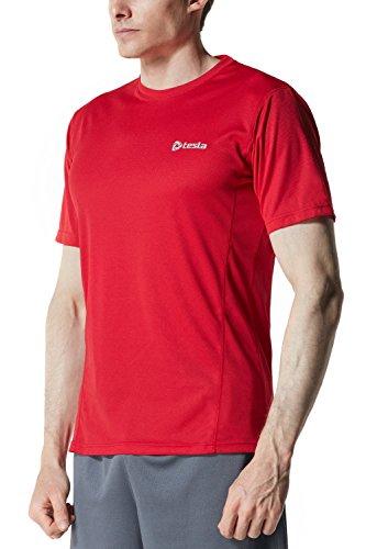 Tesla MTS03 HyperDri Herren T-Shirt, damen, TM-MTS05-RD