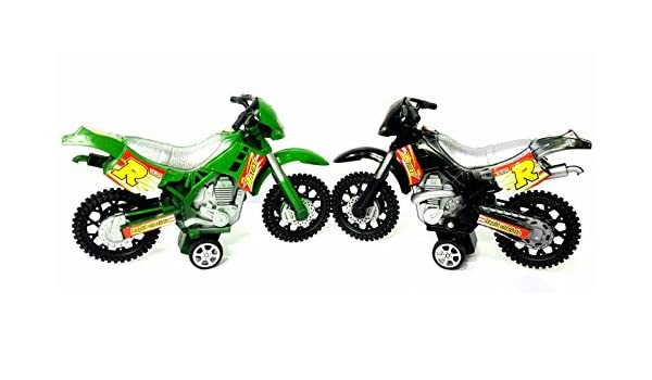 Kids Real Look Friction Power Large Quad Bike With Light And Sound Children Toy