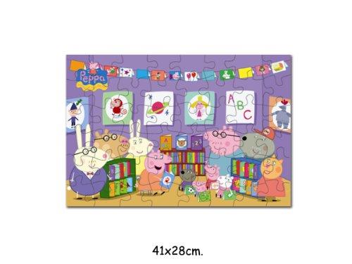 Puzzle 48 maxi peppa pig