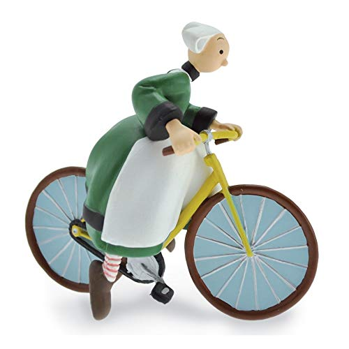 Plastoy - 61016 - Figurine-Becassine À Bicyclette