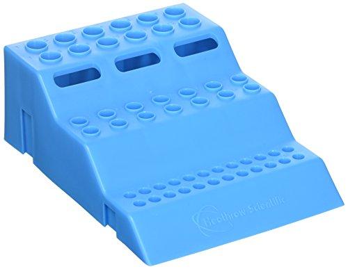 neoLab 7-3095 Kombirack f. PCR-Röhrchen, PP, 24 x 0.2 mL, 14 x 0.5 mL, 12 x 1.5/2.0 mL