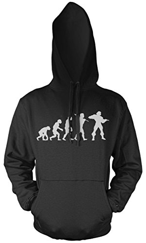 Evolution He-Man Männer und Herren Kapuzenpullover | Masters of The Universe Kult (L)