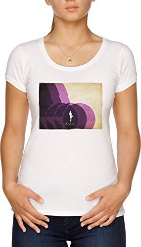 Das Jesus Damen T-Shirt Weiß