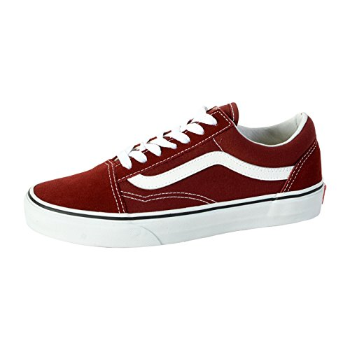 Vans Unisex Adults' Old Skool Classic Suede/Canvas Trainers