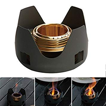 Campground Cookout Picnic Oven Gas cookware Stove Alcohol Pot