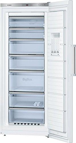Bosch GSN54AW45 Gefrierschrank / A+++ / 176 cm / 187 kWh/Jahr / 323 L Kühlteil / Multi Airflow-System