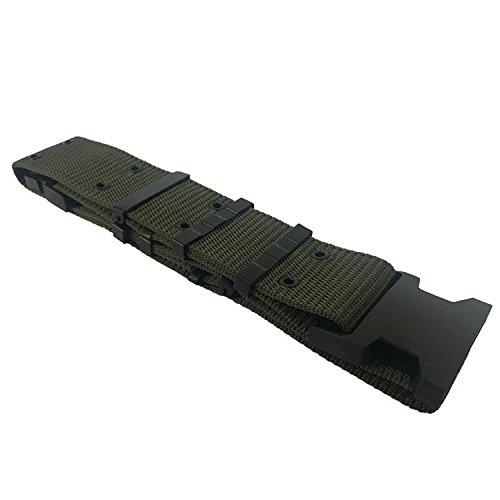 Cinturón Táctico,QMFIVE Tactical Airsoft Belt Heavy Duty webbing equipo de rescate Police...