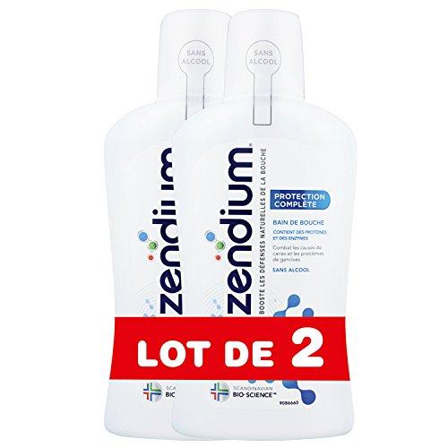 Zendium Mundspülung Complete Protection, 2er Pack (2x 500 ml)