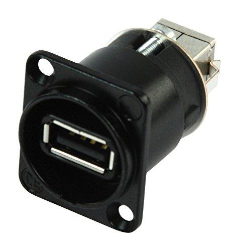 Neutrik NAUSB-W-B - Adaptador USB