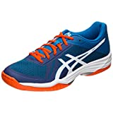 ASICS Herren Gel-Tactic Volleyballschuhe, Blau (Blue Print/White 401), 44 EU