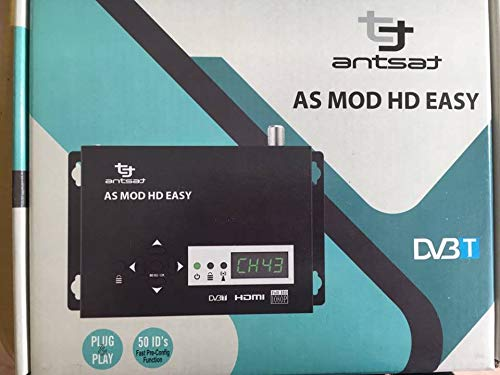 MODULATORE HDMI Digitale singolo a DVB-T/ MEG4. ANTSAT AS MOD HD EASY DVB T