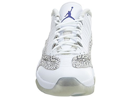 Jordan Sandalen Damen Grey Low Zen Cmnt Retro Cobalt 11 Nike White Gris Gry Air Blanco ZgYxw