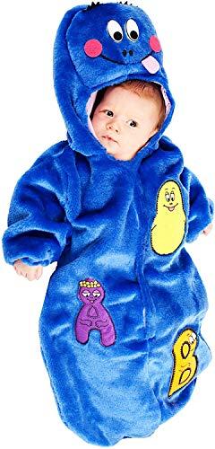 Veneziano costume di carnevale da saccottino barbolino vestito per neonato bambino 0-3 mesi travestimento halloween cosplay festa party 3640 taglia 0-3