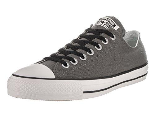Converse Unisex-Erwachsene Canvas Sneaker Gray/White/B