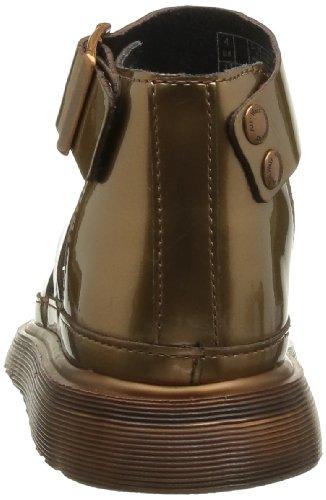 Dr Martens Shore Clarissa Sandale, Boots femme Marron (Copper)