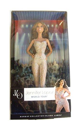 Mattel Barbie Y3357 - Bambola da collezione Jennifer Lopez