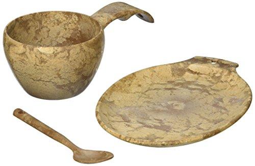 Relags Kupilka Gift Set Crockery Set Brown One Size