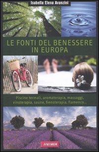 Le fonti del benessere in Europa par Isabella E. Avanzini