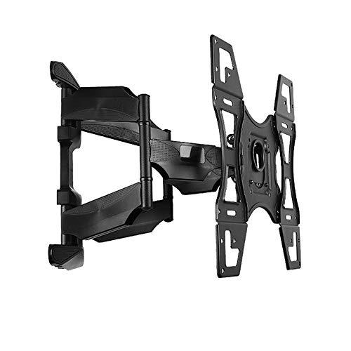bxbx TV-Wandhalterung Universal 41-91 Zoll LCD-TV-Teleskop-Drehgestell Einstellbarer Winkel Qualitätsmaterial Ist Nicht Einfach, Verformung TV-Halterung Wandbehang Zu Korrodieren