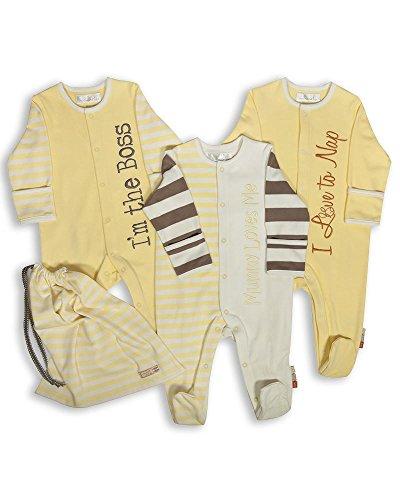 The-Essential-One-Pijama-para-beb-Paquete-de-3-ESS118