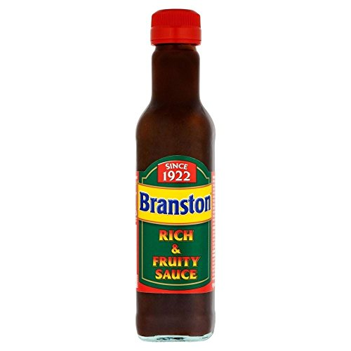 Branston Rich & Fruity Sauce (250g) - Paquet de 2
