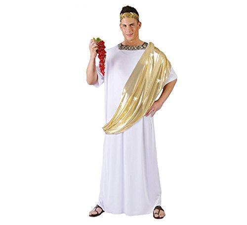 Von Kostüm Rom - Julius Cäsar - Kostüm für Herren Karneval Fasching Rom Herrscher Antike Gr. M - L, Größe:L