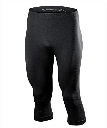 FALKE Herren Warm 3/4 Tights Unterwäsche black